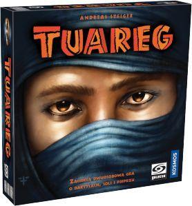 Galakta Gra planszowa Tuareg 1