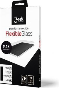 3MK FlexibleGlass Max dla Samsung J7 2017 biały 1