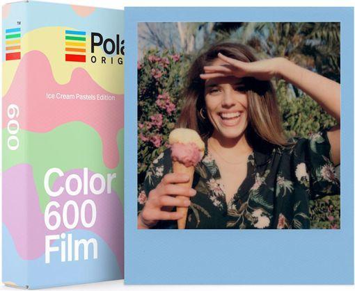 Polaroid Wkłady / Wkład / Papier Do Aparatu Polaroid 600 - Ice Cream Edition 1