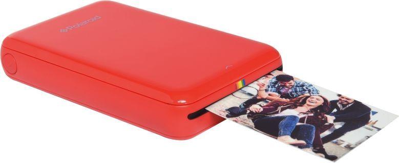 Drukarka fotograficzna Polaroid Polaroid Zip Printer - Drukarka Do Telefonu / Smartfona - Czerwona 1