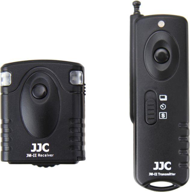 Pilot/wężyk spustowy JJC Typ: 3 - Pilot / WĘŻyk Spustowy 2w1 Mc-dc2 Do Nikon 1