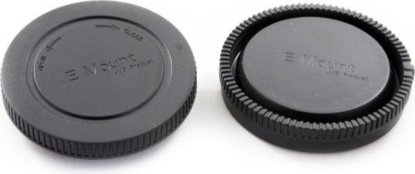 Dekielek JJC L-r9 Dekielki Body+obiektyw Typ: Sony E System Nex3/nex5 1