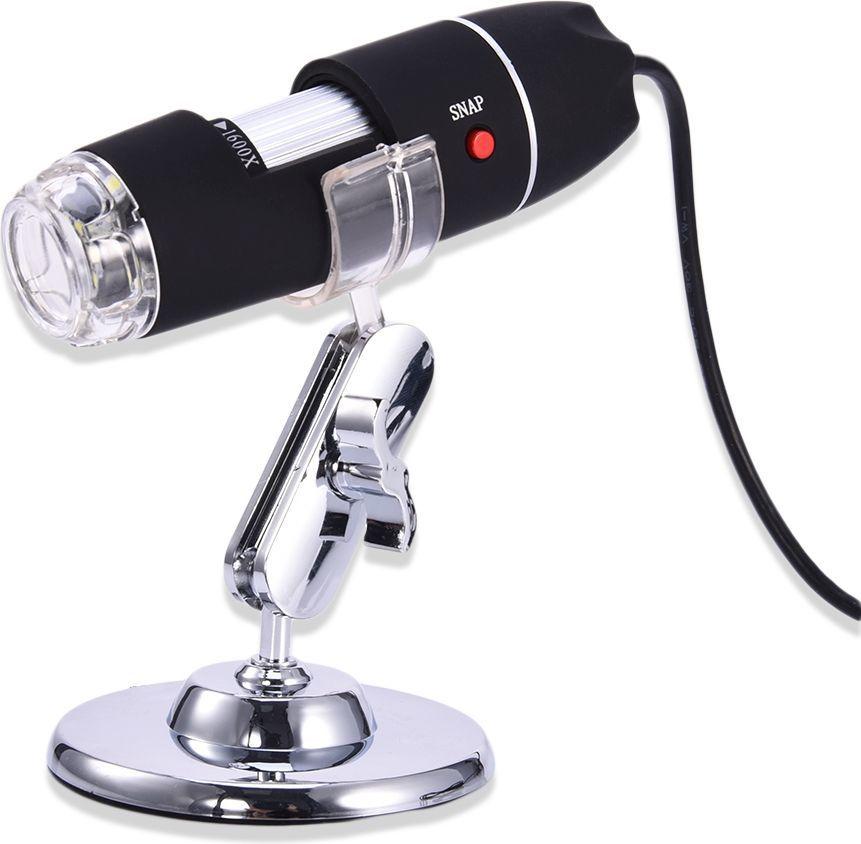 Mikroskop Xrec Mikroskop Cyfrowy Usb 3.0 2mp / PrzybliŻenie 1600x 1
