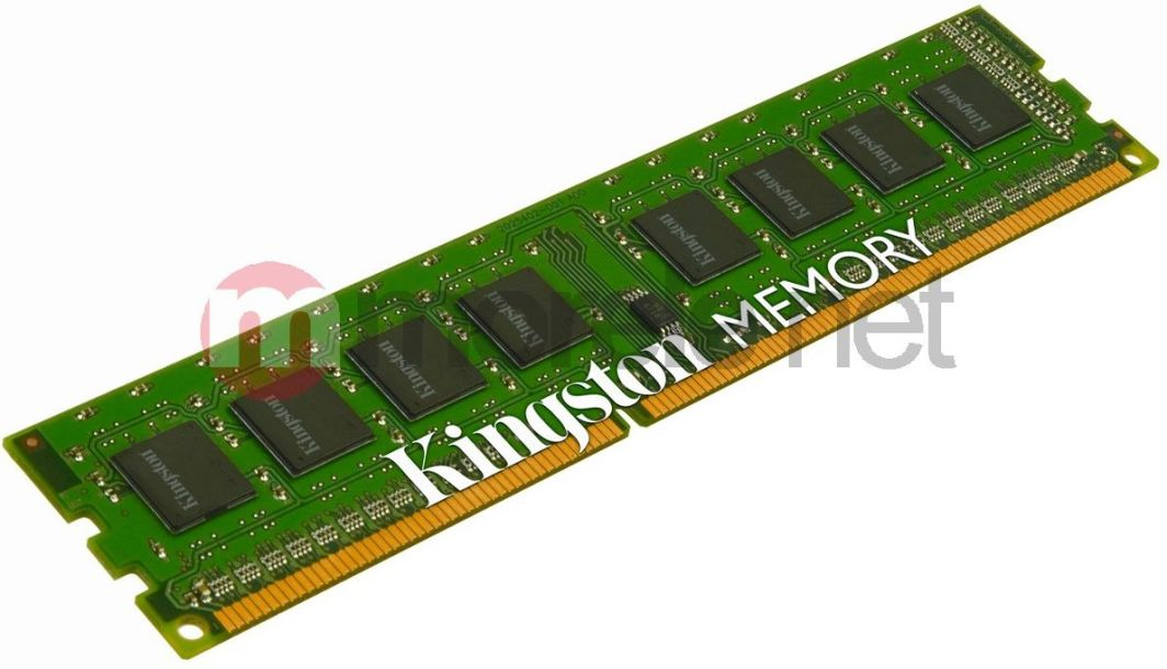 Pamięć Kingston ValueRAM, DDR3, 4 GB, 1600MHz, CL11 (KVR16N11S8/4) 1