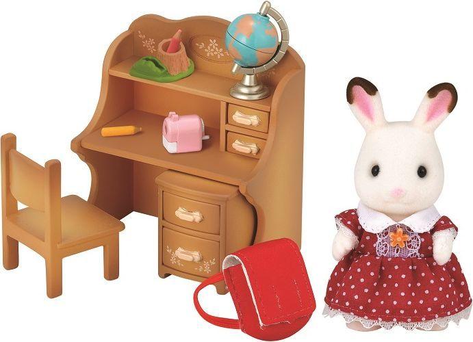 Figurka Epoch Zestaw z siostrą królików z czekoladowymi uszkami 1
