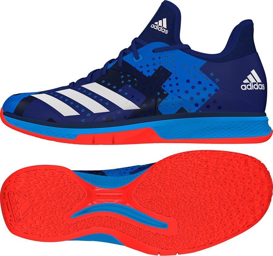 Los Angeles najlepsza strona internetowa świetne okazje 2017 Adidas Buty męskie Counterblast Bounce niebieskie r. 42 (B22572) ID  produktu: 4995341