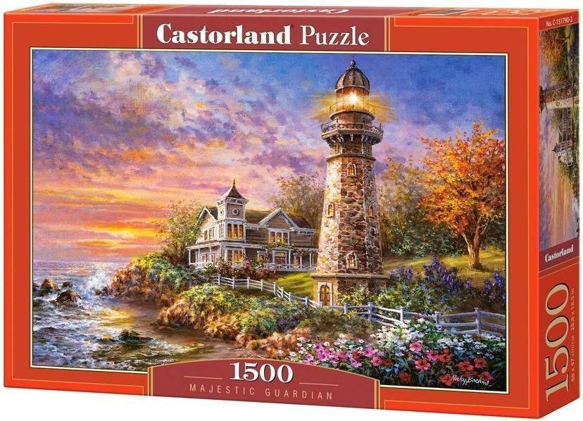 Castorland Puzzle 1500 Majestic Guardian 1