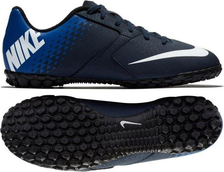 715d143f Nike Buty piłkarskie Jr BombaX TF czarne r. 34 (826488 414) w Sklep -presto.pl