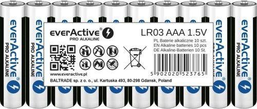 everActive Bateria Pro AA / R6 1250mAh 10szt. 1