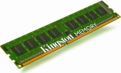Pamięć Kingston ValueRAM, DDR3, 4 GB, 1333MHz, CL9 (KVR13N9S8/4SPBK) 1