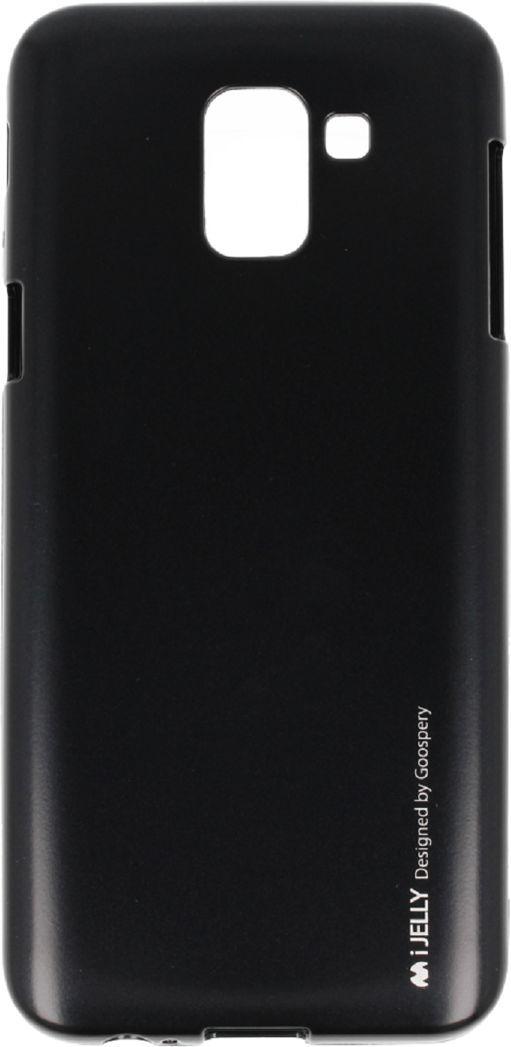 Mercury Goospery Etui iJelly new Samsung J6 2018 czarne 1