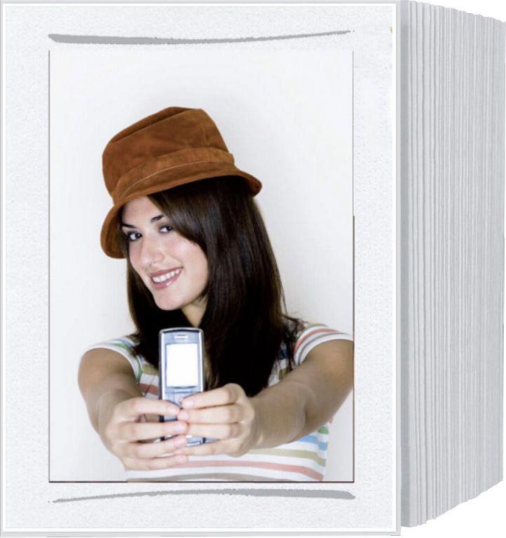 Daiber Etui paszportowe 13x18 białe 125szt. (20104) 1