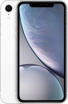 Smartfon Apple  iPhone XR 3/128GB Dual SIM Biały  (MRYD2PM/A) 1