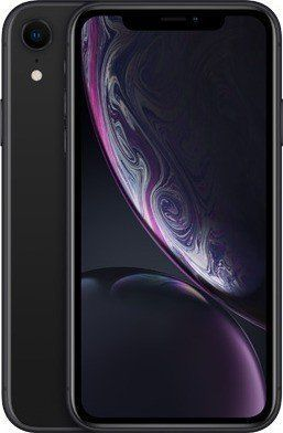 Smartfon Apple iPhone XR 3/64GB Dual SIM Czarny  (MRY42PM/A) 1