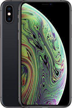 Smartfon Apple iPhone XS 4/256GB Dual SIM Szary  (MT9H2PM/A) 1