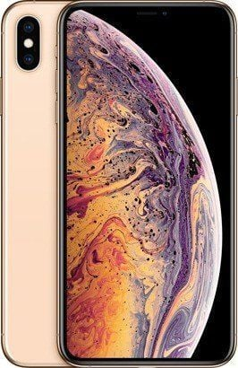 Smartfon Apple iPhone XS Max 4/64GB Dual SIM Złoty  (MT522PM/A) 1