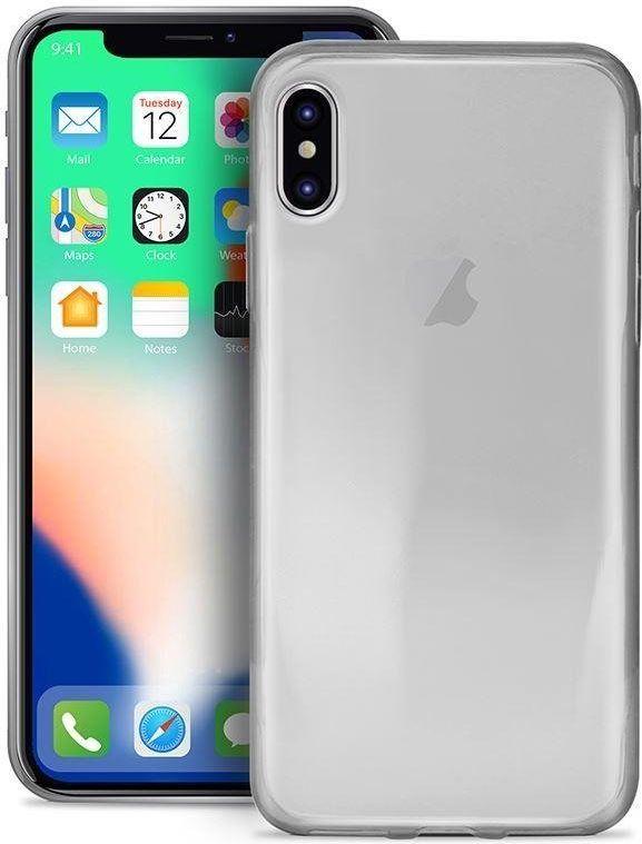 Puro PURO 0.3 Nude - Etui iPhone Xs Max (przezroczysty) 1