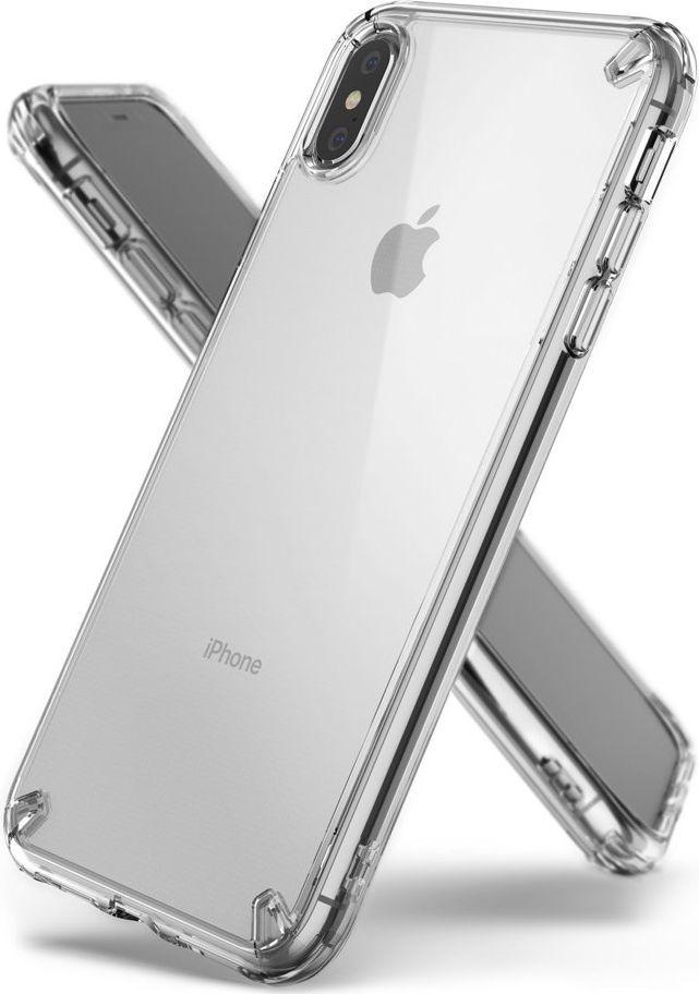 Ringke RINGKE FUSION KIT(Slot + Strap) iPhone XS PLUS CLEAR 1
