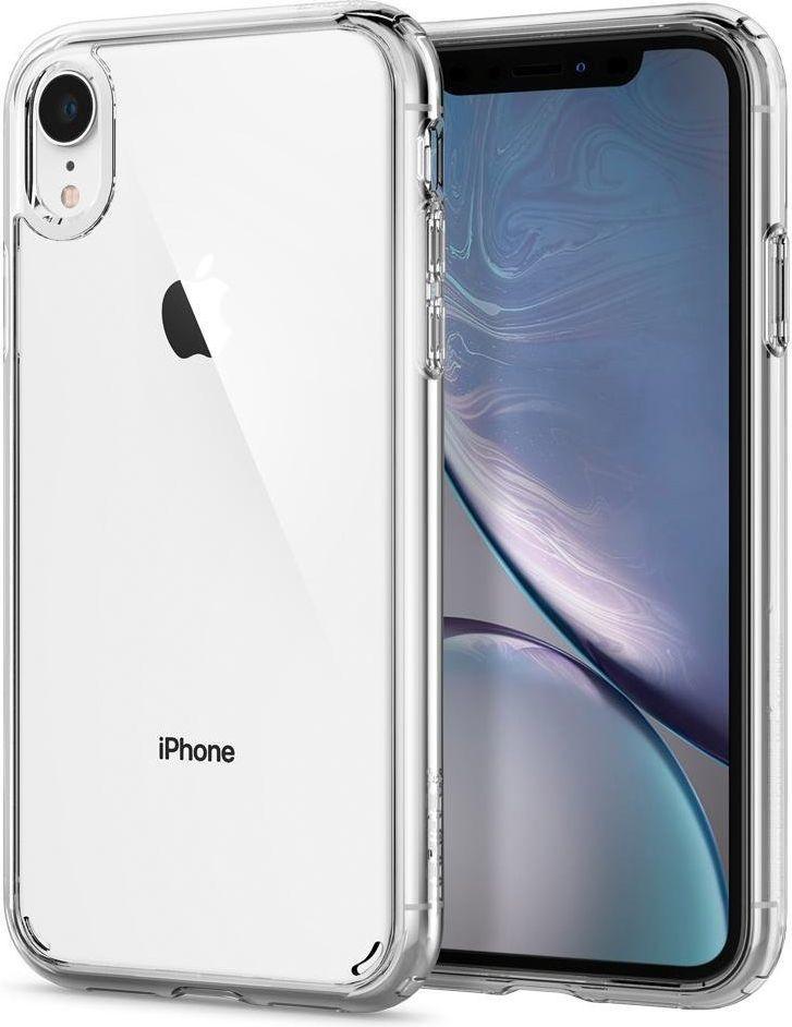 Spigen Nakładka Ultra Hybrid do Apple iPhone XR przezroczysta 1