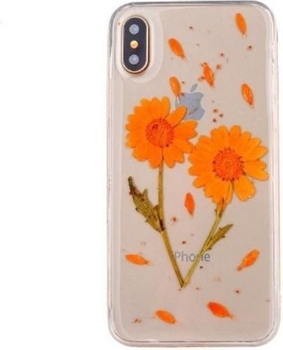 Etui Flower Samsung A6 Plus 2018 wzór 1 1