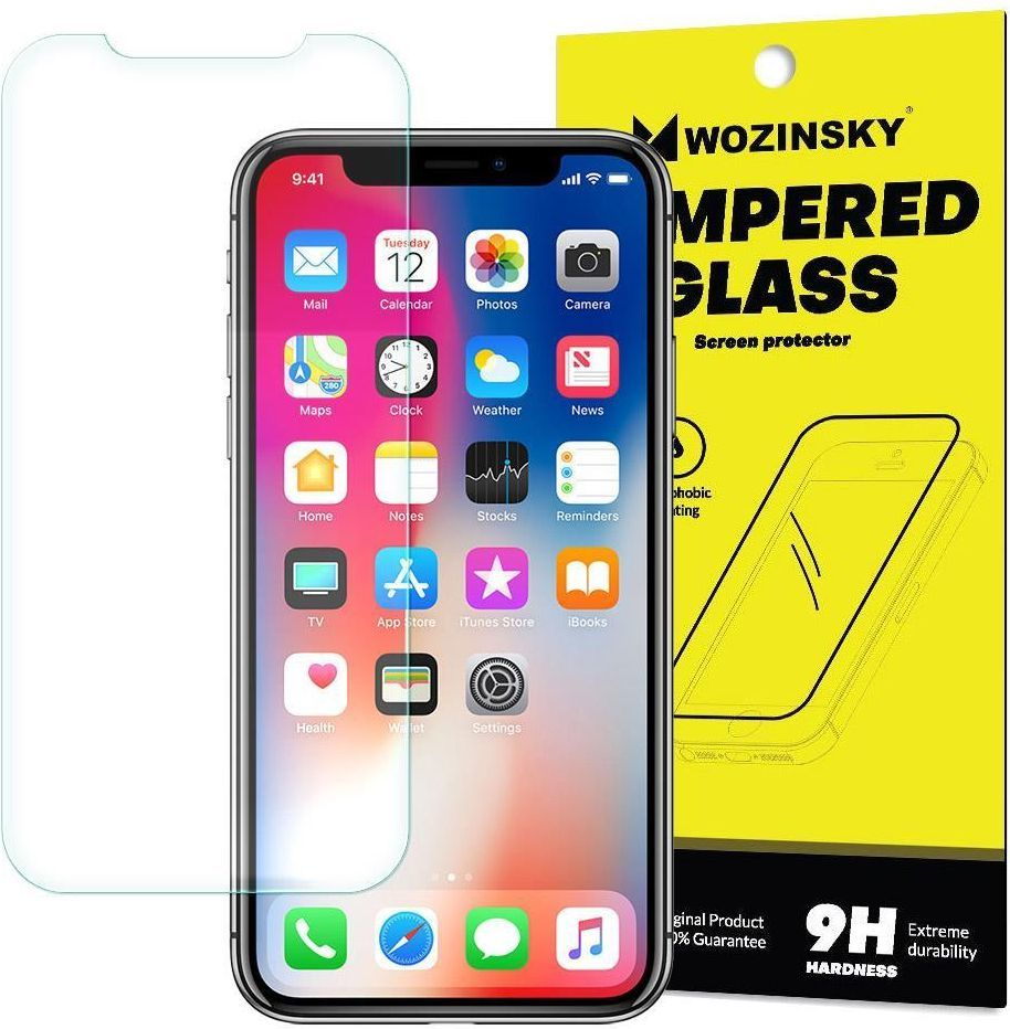 Wozinsky szkło hartowane 9H do Lenovo K6 Note 1