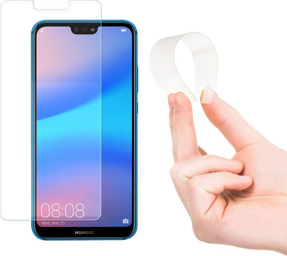 Wozinsky Nano Flexi hybrydowa elastyczna folia szklana dla Huawei P20 Lite 1
