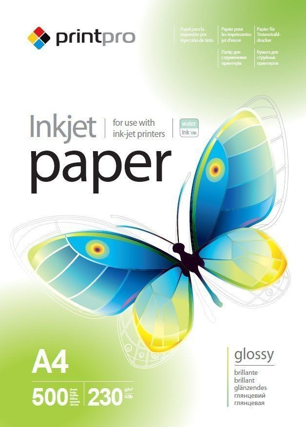 ColorWay Papier fotograficzny do drukarki A4 (PGE230500A4) 1