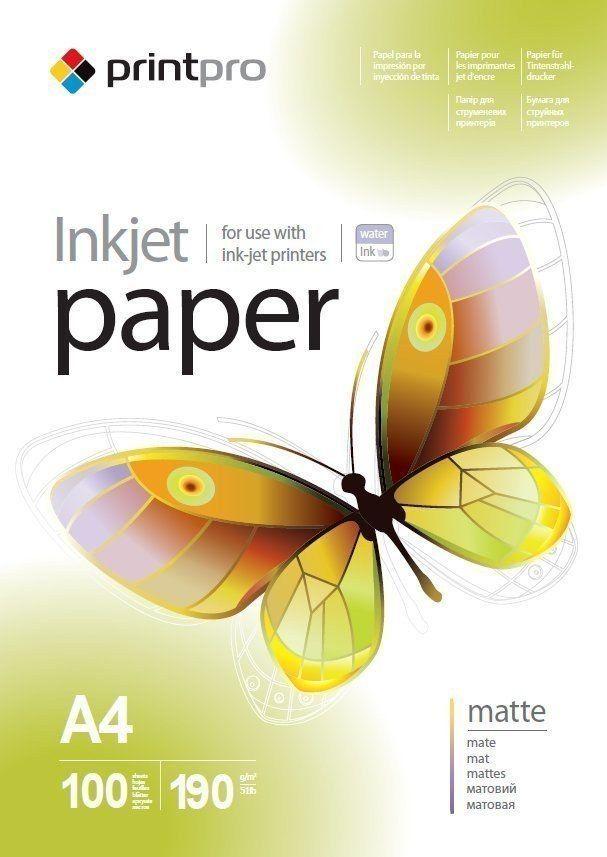 ColorWay Papier fotograficzny do drukarki A4 (PME190100A4) 1
