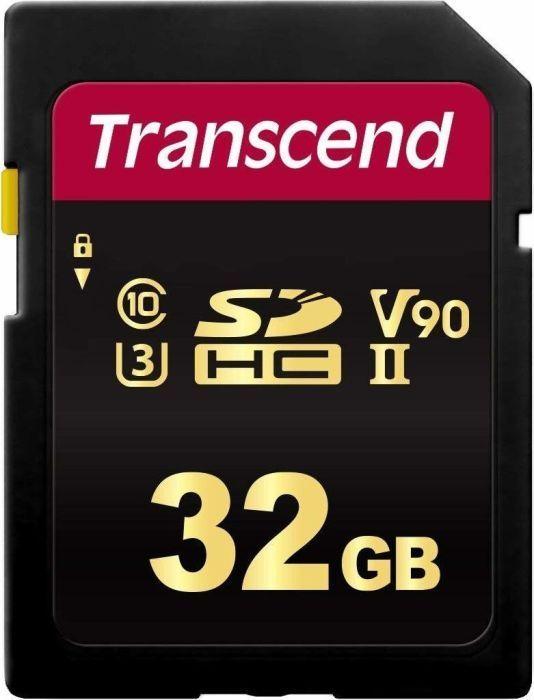 Karta Transcend 700S SDHC 32 GB Class 10 UHS-II/U3 V90 (TS32GSDC700S) 1