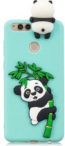 GSM City Nakładka panda baby do Samsung Galaxy S7 Edge miętowa 1