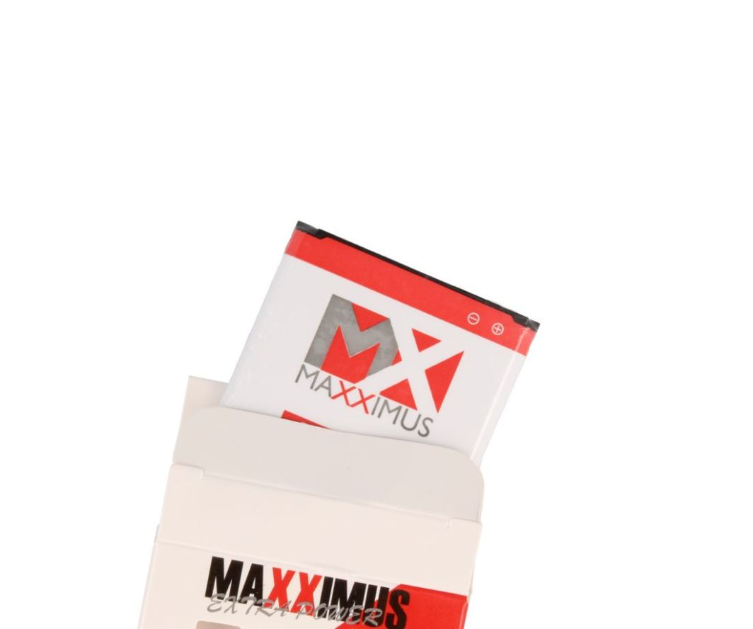 Bateria MAXXIMUS do Samsung Galaxy S Plus I9000/I9001/I9003/B7350 1650 mAh 1