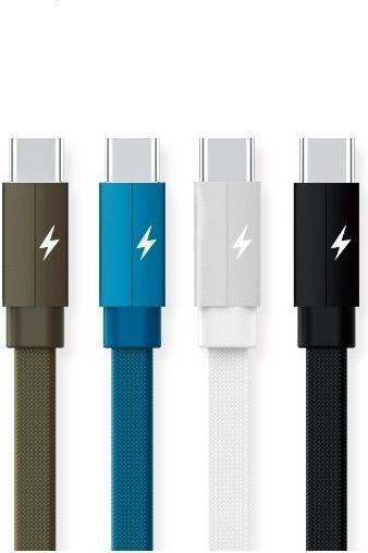 Kabel USB Remax Kabel REMAX KEROLLA TYPC 2M RC-094A czarny 1