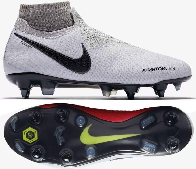 official photos 32788 25666 Nike Buty piłkarskie Phantom VSN Elite DF SG Pro AC szare r. 41 (AO3264  060) w Sklep-presto.pl