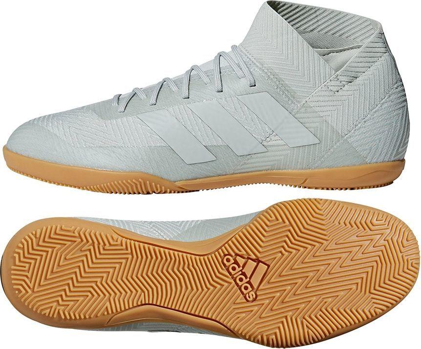 Adidas Buty piłkarskie Nemeziz Tango 18.3 IN białe r. 39 13 (DB2197) ID produktu: 5012824