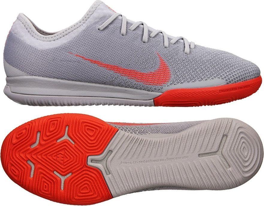 Nike Buty piłkarskie Mercurial Vapor 12 PRO IC szare r. 42 (AH7387 060) ID produktu: 5013273