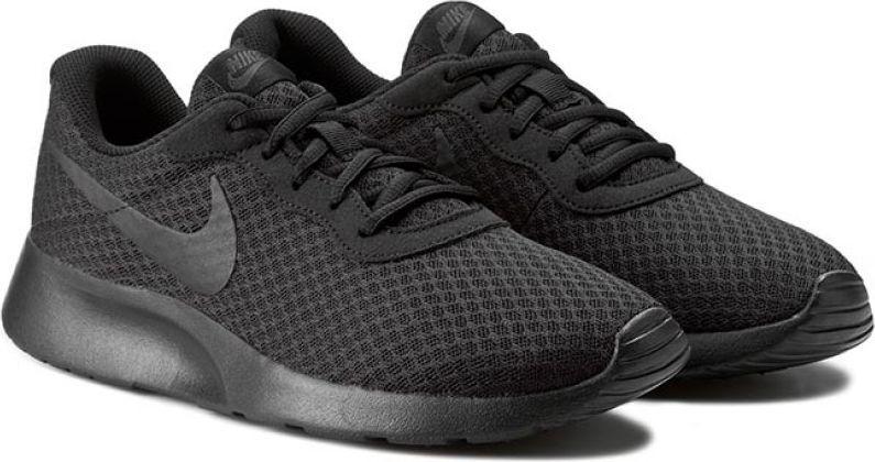 dobrze znany super tanie świetna jakość Nike Buty męskie Tanjun czarne r. 47 (812654-001) ID produktu: 5014024