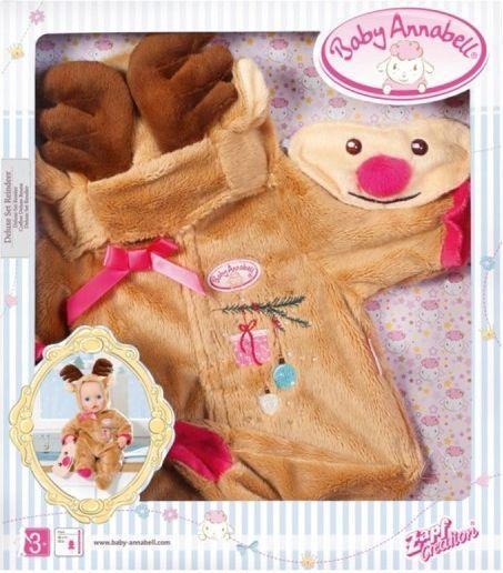 Zapf Ubranko Renifer Baby Annabell 1