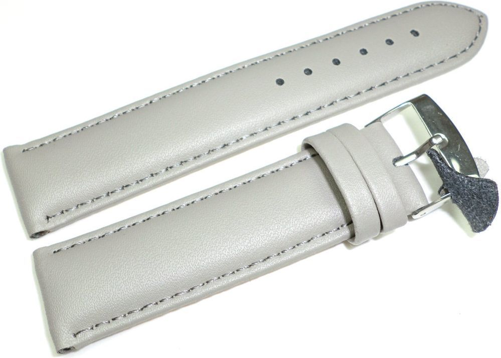 Diloy Skórzany pasek do zegarka 20 mm (302.20.7) 1