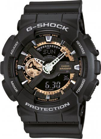Zegarek Casio GA-110RG-1AER G-Shock 1