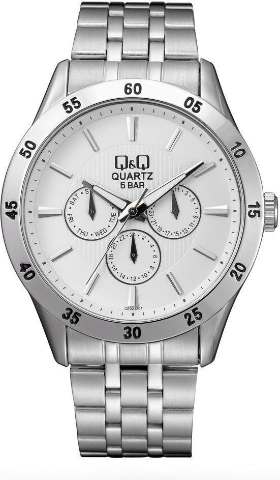 Zegarek Q&Q CE02-201 Klasyczny 1