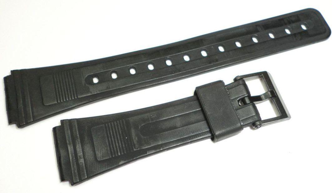 Diloy Pasek zamiennik 254H5 do zegarka Casio DB-53 19 mm 1