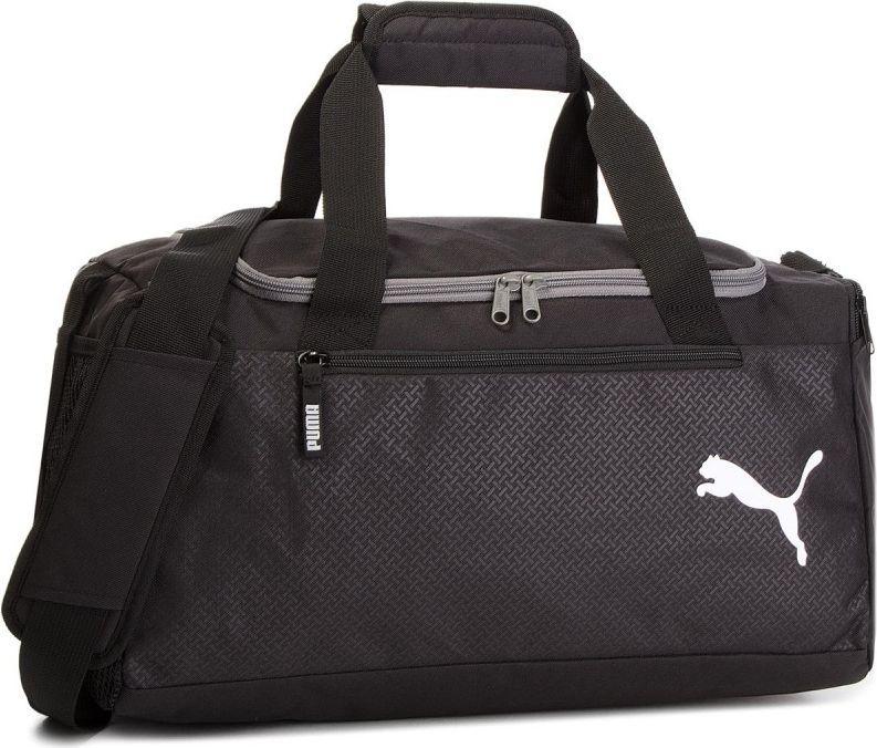 Puma Torba sportowa Fundamentals czarna 25 l 1