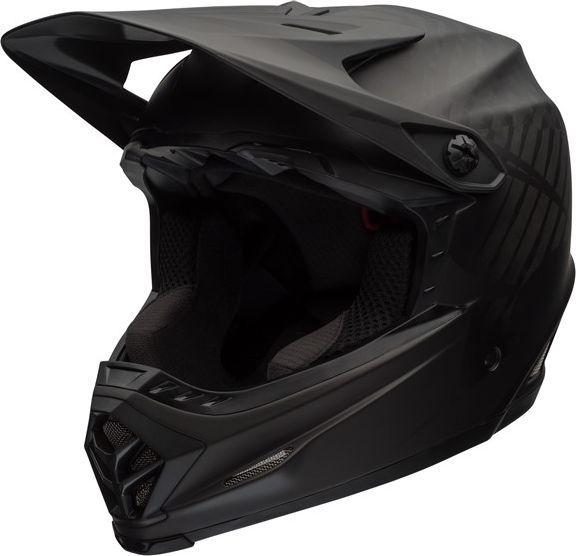 Bell Kask full face BELL FULL-9 matte black grey roz. XS/S (51–55 cm) 1