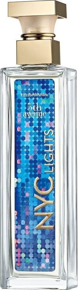 elizabeth arden 5th avenue nyc lights
