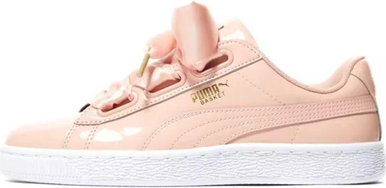 Fioletowe Różowe Buty Damskie Sportowe Puma rozmiar 41