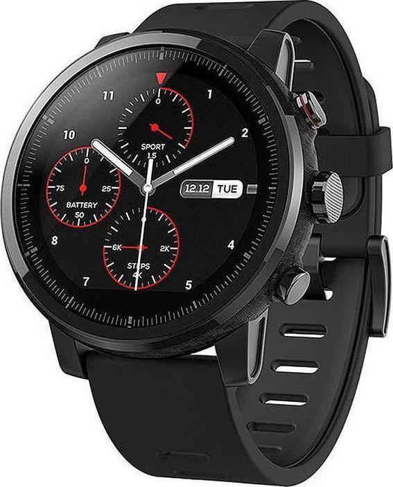 Smartwatch Xiaomi Amazfit Stratos Czarny  (Amazfit Pace 2 Stratos) 1