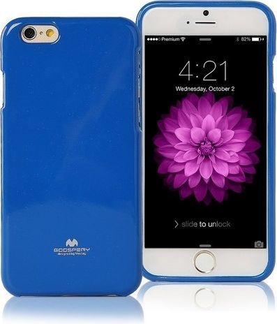 Mercury Mercury Jelly Case Xiaomi Redmi Note 5 niebieski /navy (Note 5 Pro) 1