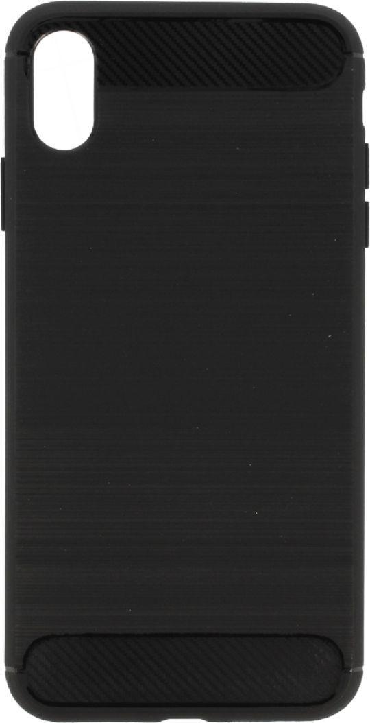 Etui Carbon iPhone Xr czarny /black 1