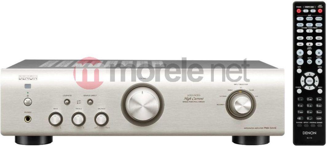 Denon PMA-520AE Premium Silver 1