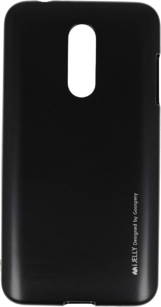 Mercury Goospery Etui iJelly Nokia 5.1 czarne 1